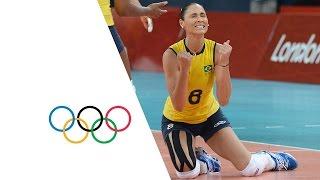 Brazil Win Women