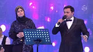 Fərqanə Qasımova və Amil Həsənoğlu  - Bahar sənsiz (Nanəli)