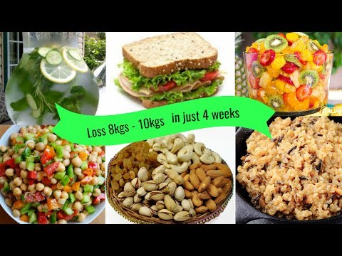 Full Day Diet Plan For Weight Loss 8kgs 10kgs In 4 Weeks Diet