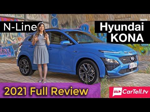 2021 Hyundai Kona N Line review | Australia