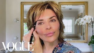 Lisa Rinna's Guide to Ageless Skin and Her Signature Plush Lips | Beauty Secrets | Vogue