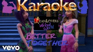 Karaoke - Better Together (Descendientes: Mundo de Villanos)