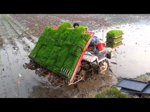 Intelligent Farming & Agriculture Technology – Amazing Homemade Invention Machine