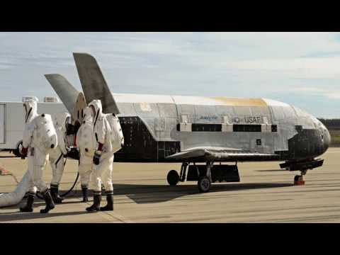 NASA's Mysterious Space Shuttle X37b