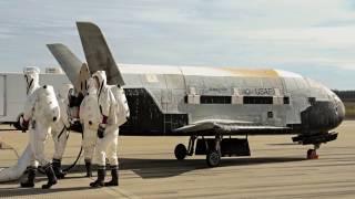 NASA's Mysterious Space Shuttle X37b