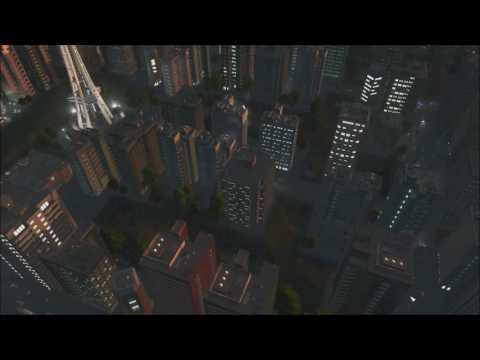 Cities Skylines: Gotham. A continuación