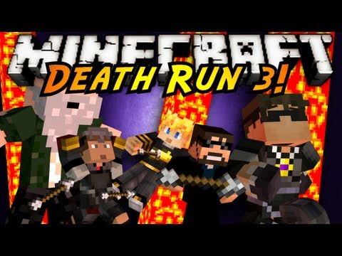 Minecraft Mini-Game : DEATH RUN 3!