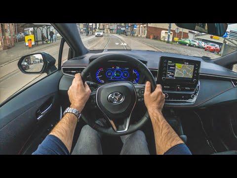 New Toyota Corolla XII Executive 2020   4K POV Test Drive #381 Joe Black