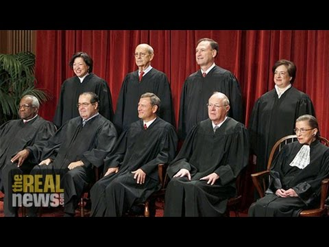 The Supreme Court and the Non-Violent Settling of Elite Disputes