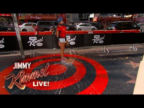 Jimmy Kimmel vs. You Catch It, You Keep It