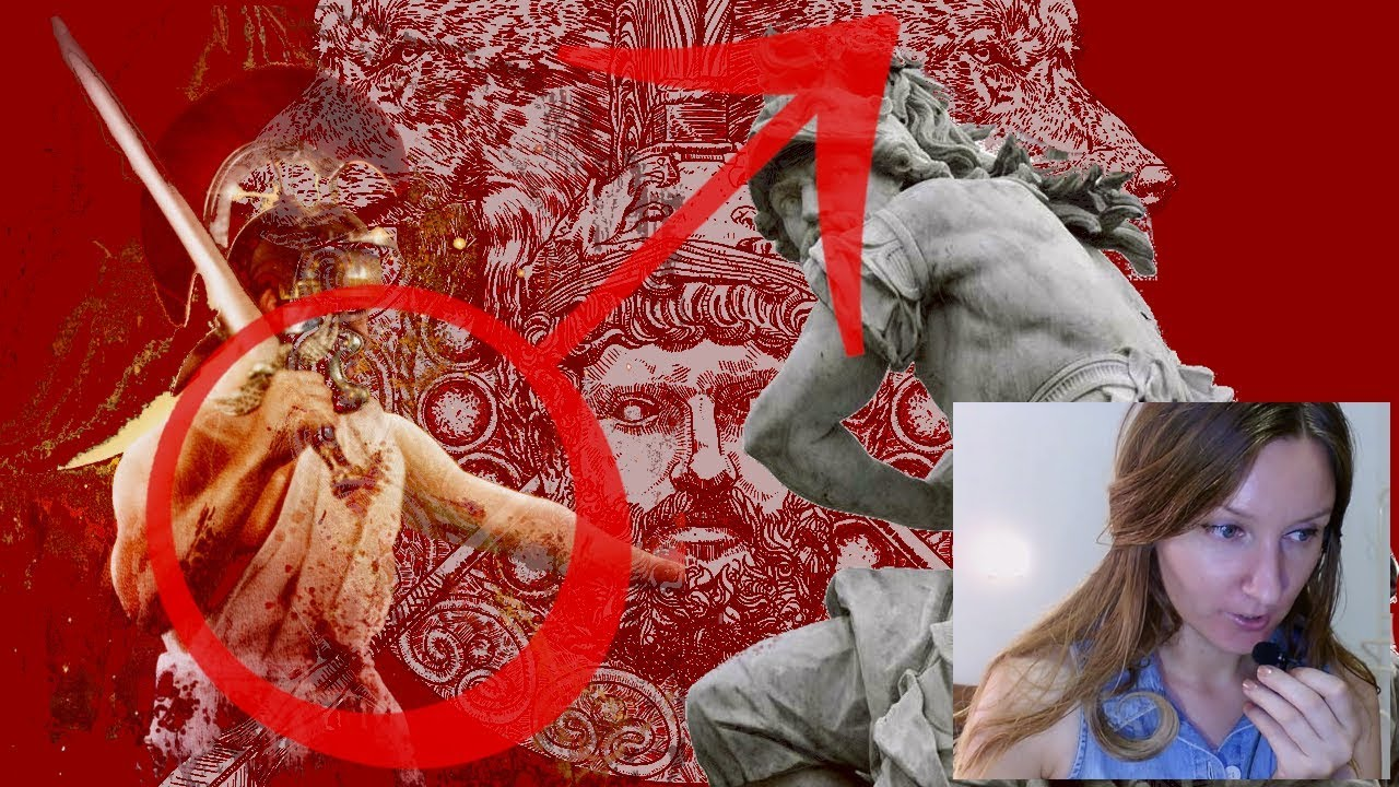 Occult Meaning of Mars ♂ This Planet in Ancient and Occult Writings
