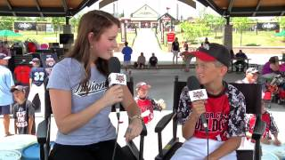 Every Motor City Bulldogs 11u - The Youth Baseball Nationals Live Interviews