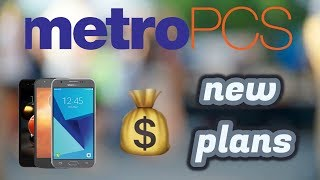 Metro By T mobile NEW Plans 2018 Phones (metro pcs)