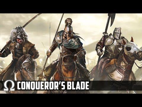 GAME OF OHMS! (WRECKING THE CASTLE) | Conqueror's Blade Castle Siege Test