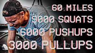 30 Murph CrossFit Workouts in 30 Days | RESULTS