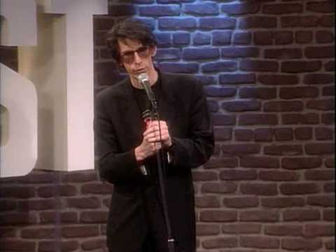 Richard Belzer on Ronald Reagan & Salman Rushdie