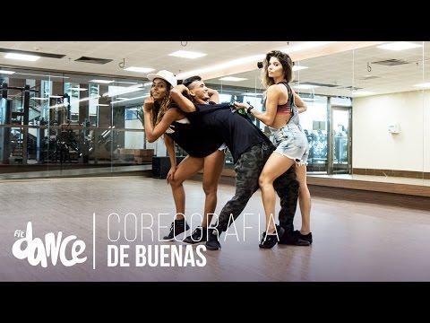 De Buenas - Lucas Lucco - Coreografia |  FitDance - 4k