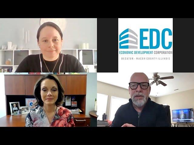 Episode 3 - CareersDecatur.com - Career Coaching with RCC