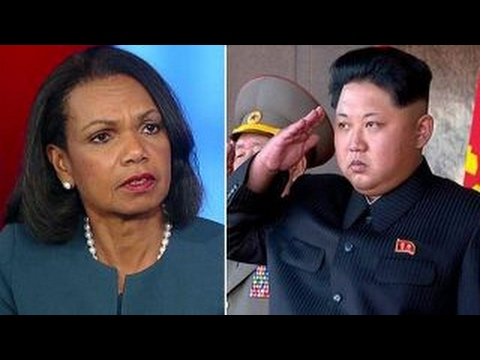 Condoleezza Rice on North Korea: It