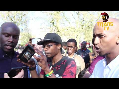 SA RA vs Somali Muslim | Age Of Marriage | Speakers Corner