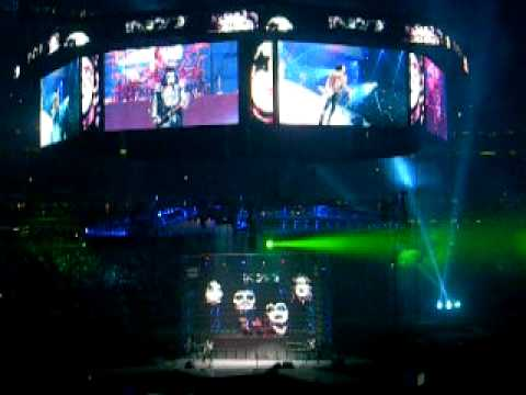 Kiss Rodeo Houston 2011 Rock N Roll All Night 012 Mov