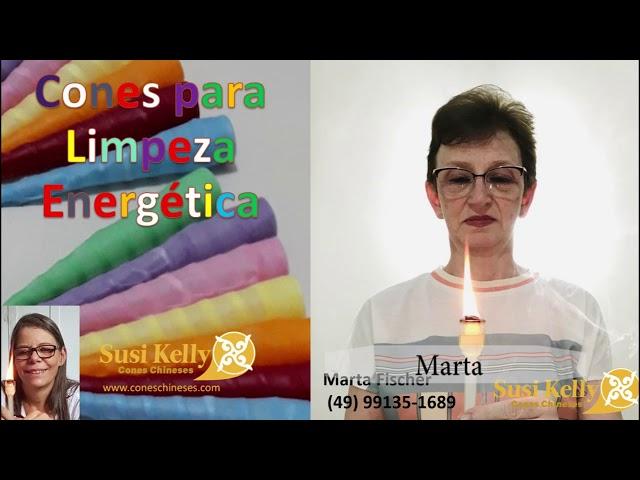 Marta - limpeza energética online