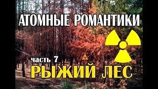 Атомные романтики 2019 Часть 7 САМЫЙ РАДИОАКТИВНЫЙ ЛЕС В МИРЕ - РЫЖИЙ ЛЕС