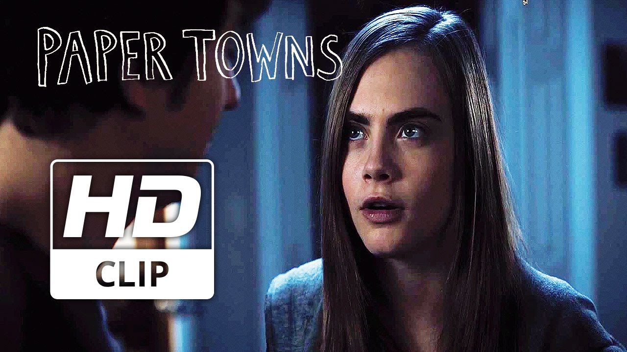 Paper Towns You39re A Ninja Too Hd Clip 2015 Youtube
