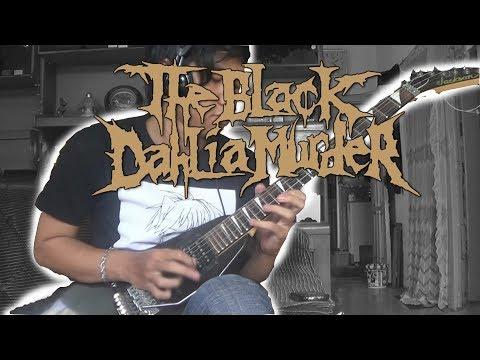 The Black Dahlia Murder - Into The Everblack (GUITAR SOLO)
