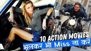 Top 10 Best crime Movies of Hollywood | In Hindi