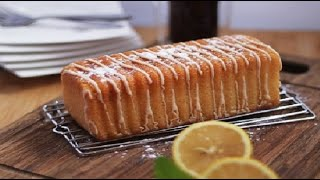 Without Oven Lemon Poppy Seed Cake | Delicious lemon poppy seed cake by Easy Cooking With Shazia
