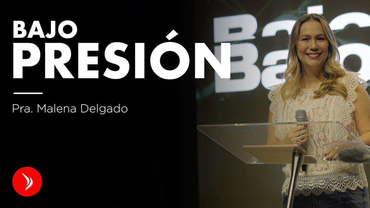 Bajo presión - Pastora Malena Delgado