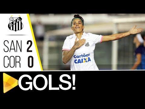 Sereias da Vila 2 x 0 Corinthians | GOLS | Final do Brasileirão (13/07/17)