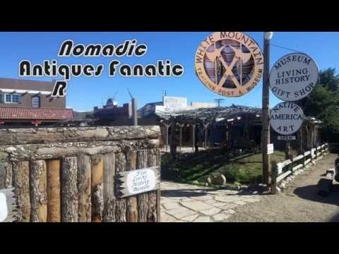 White Mountain Trading Post & Museum Ft Garland, Colorado 20161001