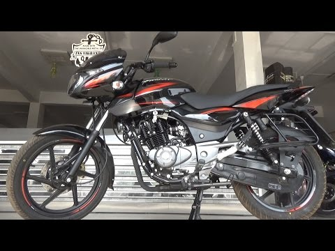 NEW BS IV BAJAJ PULSAR 150 WITH AHO.WALK AROUND REVIEW