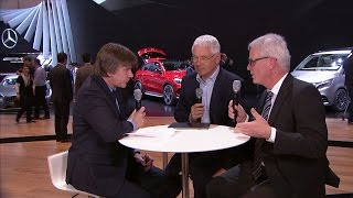 Expert Talk | Engine Development at Mercedes-Benz - Geneva Motor Show 2015