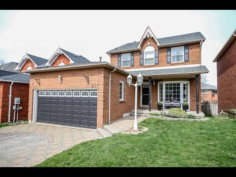 SOLD~47 Golden Meadow Rd Barrie Ontario Barrie Real Estate Tours HD Video Tour