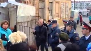Калуга   в разгроме несанкционированного рынка обвиняют русских националистов(, 2014-05-20T09:44:19.000Z)