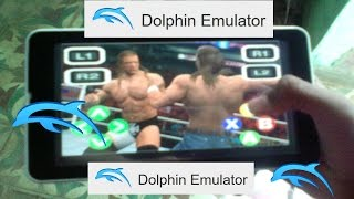 How to donwnload 😁Dolphin emulator😁 for android to play wwe best official game