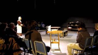 Weston High School Company - The Crucible (2012) - Act II (Part 1)