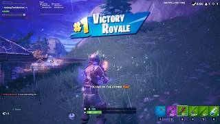 Fortnite: Just messing around in Single - Duos, One Kill... One Win! | Shot with GeForce
