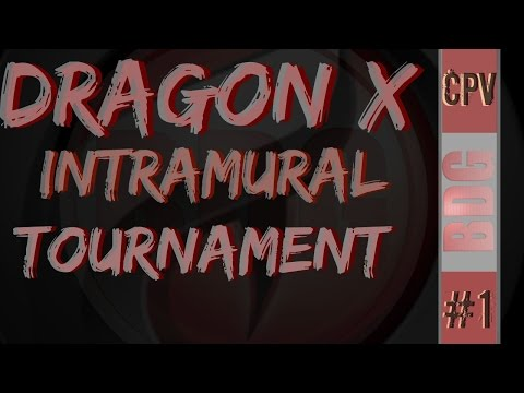 BDG Dojo: Dragon X Intramural Tournament