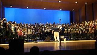 Download Africa by Toto performed by the Greenwood, Arkansas School Choirs MP3 song and Music Video