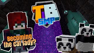 Plans, Pandas and Crabs?! Tag! Truly Bedrock SMP | Season 2