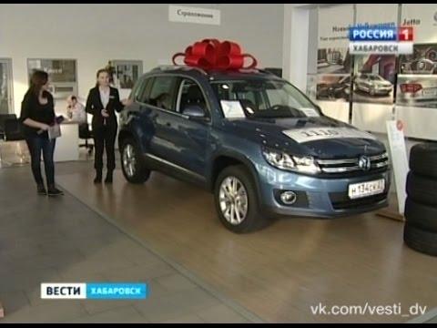 Вести-Хабаровск. Авторынок в условиях кризиса
