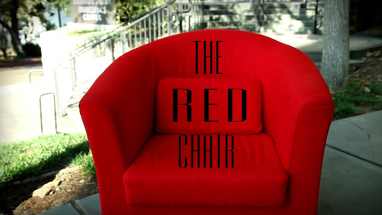 60 Seconds in the Red Chair Amy Schmitz Weiss