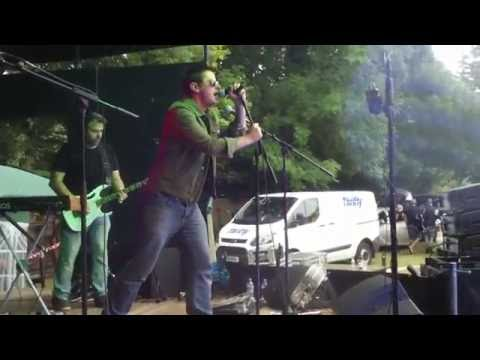CRIMSON ON SILVER - 59 SOUND. PARTY IN THE GARDEN 2016