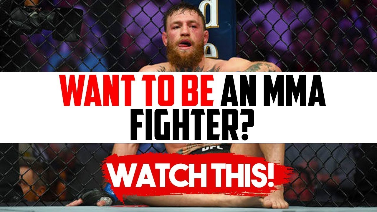 Why MMA Fighter's Life Isn't Easy