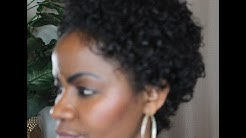 Out The Box Wearable:  Curly Short Wig!  Absolutely STUNNING!!!