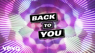 One Bit, Laura White - Back To You (Lyric Video)